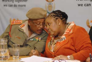 Criminality and ill-discipline have no place in the SANDF