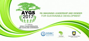 AYGS 2017: Re-imagining Leadership and Gender for Sustainable Development